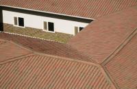 Invelitori din placi bituminoase pentru acoperisuri, accesorii Profilul atractiv si elementele de dimensiuni mici ale placilor bituminoase Onduvilla, ofera obtinerea efectului de acoperis cu aspect de tigla.