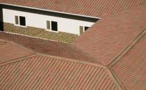 Invelitori din placi bituminoase pentru acoperisuri, accesorii Placile Onduvillasunt alcatuite din fibre naturale, bitum si rasini, iar profilul atractiv si elementele de dimensiuni mici ofera obtinerea efectului de acoperis cu aspect de tigla.