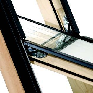 Detaliu fereastra acoperis BARDOLINE - Poza 15