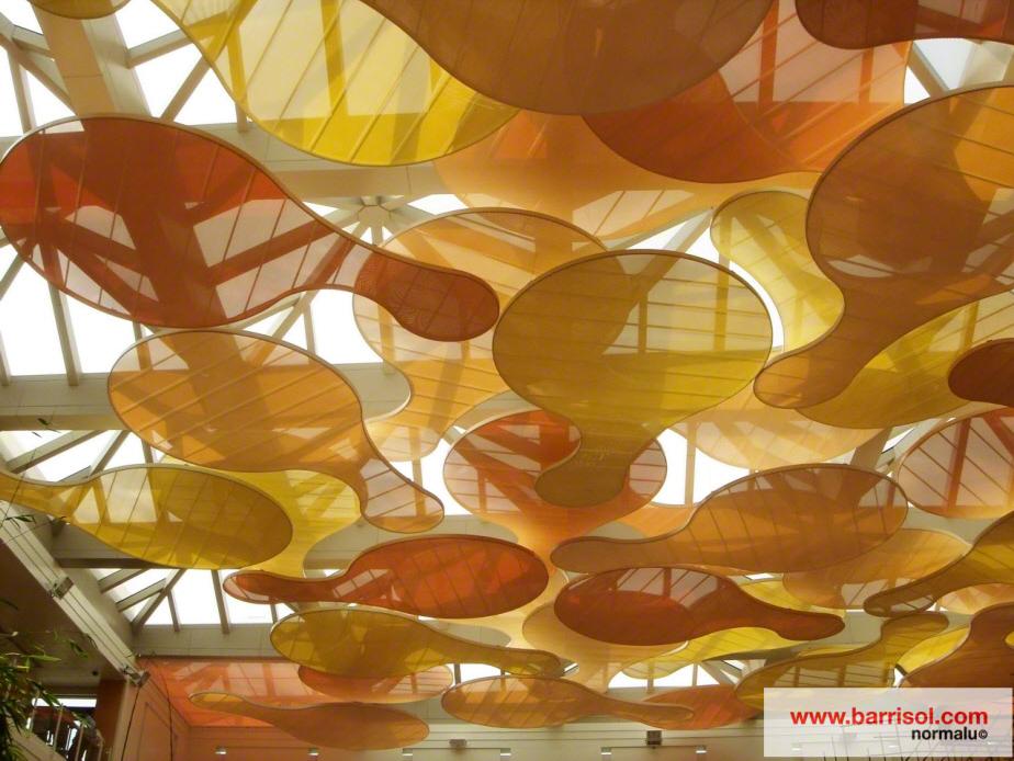 Proiect realizat cu Barrisol Star BARRISOL - Poza 3