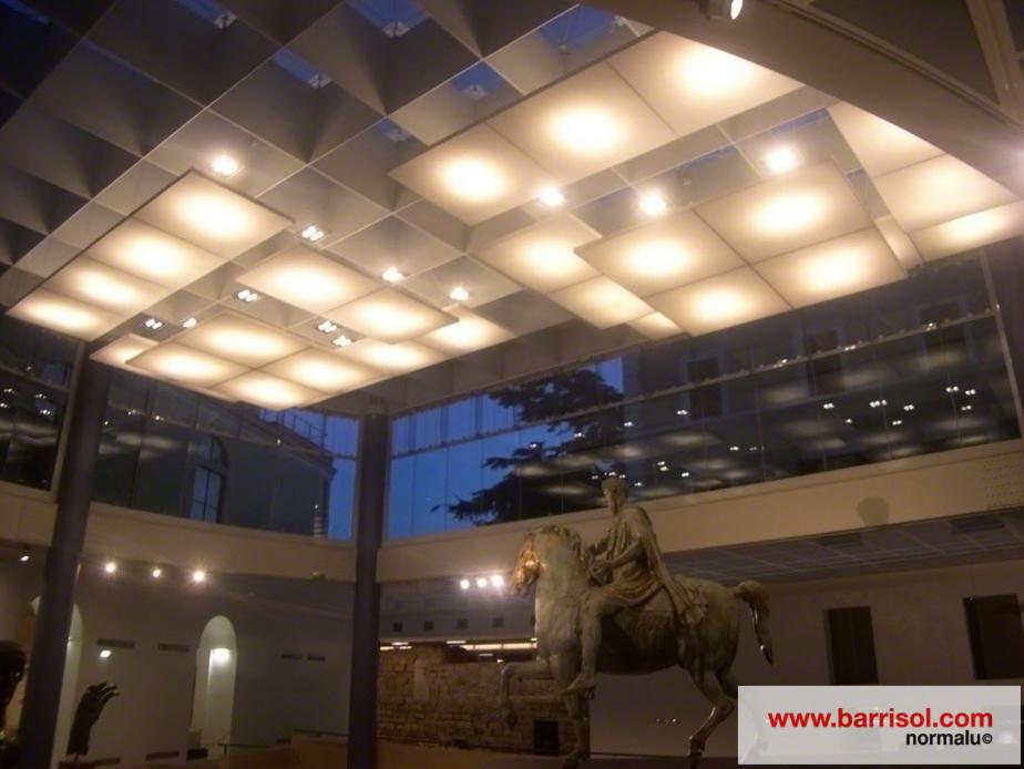Proiect realizat cu Barrisol Star BARRISOL - Poza 14
