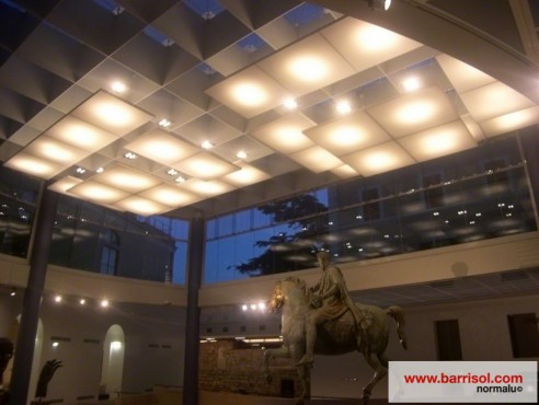 Lucrari de referinta Proiect realizat cu Barrisol Star BARRISOL - Poza 14