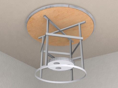 Prezentare produs Exemplu al unei structuri 3D 2 BARRISOL - Poza 2