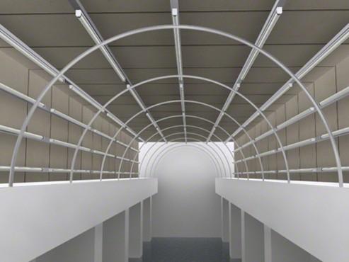 Exemple de utilizare Forma de tunel BARRISOL - Poza 2