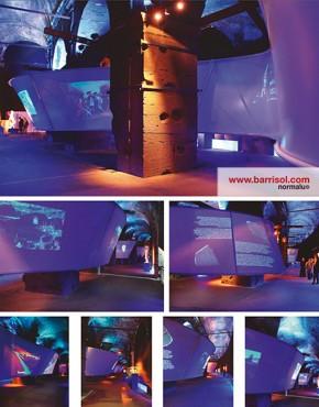 Lucrari de referinta Proiectii si efecte de lumina BARRISOL - Poza 1