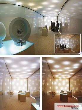 Lucrari de referinta Proiectii si efecte de lumina BARRISOL - Poza 3