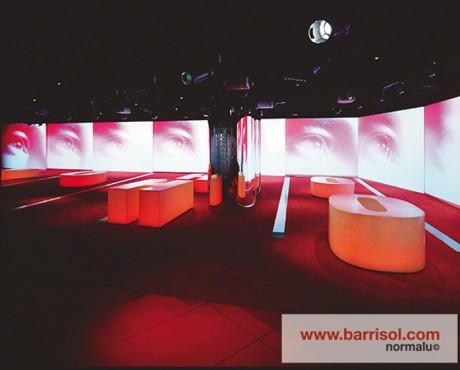 Lucrari de referinta Proiectii si efecte de lumina BARRISOL - Poza 4