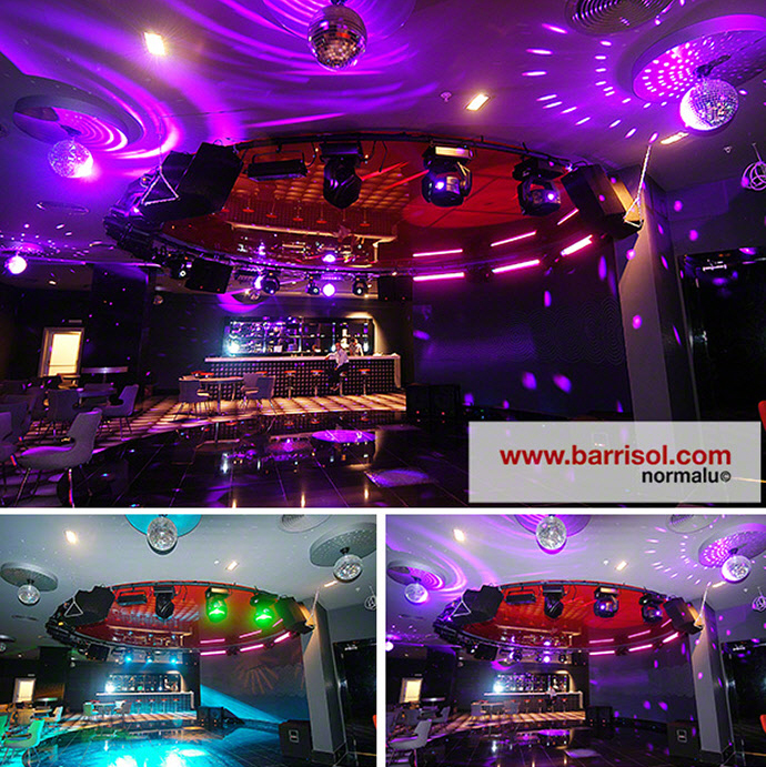 Proiectii si efecte de lumina BARRISOL - Poza 8