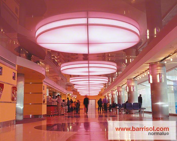 Proiect realizat cu Barrisol Lumiere BARRISOL - Poza 17