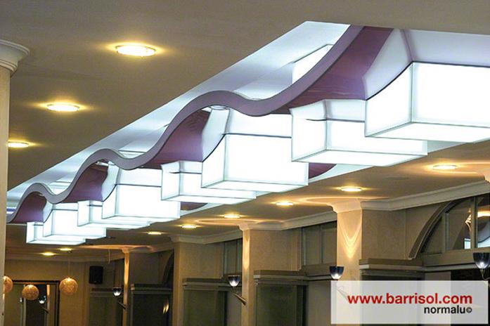 Proiect realizat cu Barrisol Lumiere BARRISOL - Poza 20