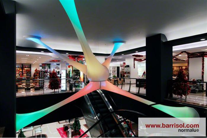 Proiect realizat cu Barrisol Lumiere BARRISOL - Poza 22