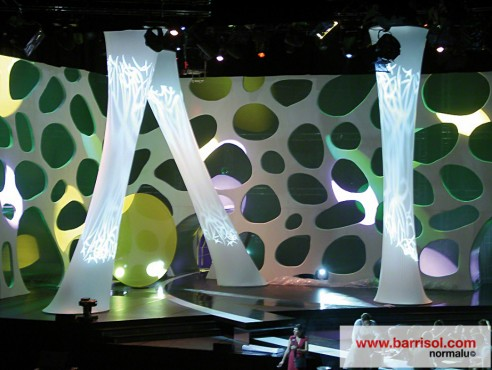 Lucrari de referinta Proiect realizat cu Barrisol Lumiere BARRISOL - Poza 3