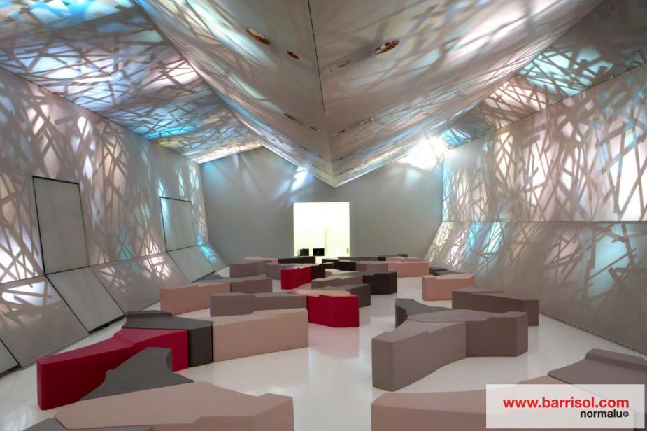 Proiect realizat cu Barrisol Lumiere BARRISOL - Poza 5