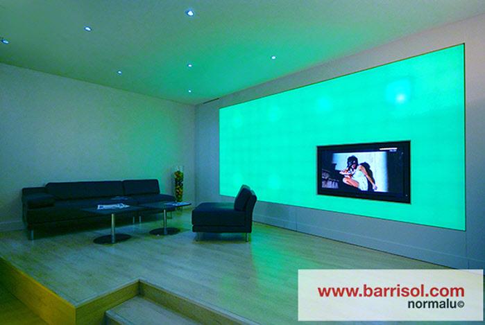 Pereti colorati Barrisol Lumiere BARRISOL - Poza 7