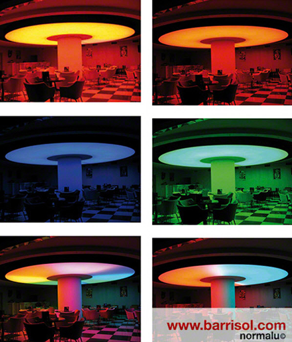 Proiecte realizate cu Barrisol Lumiere Color BARRISOL - Poza 2