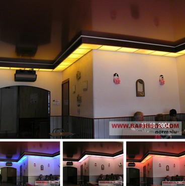 Proiecte realizate cu Barrisol Lumiere Color BARRISOL - Poza 4