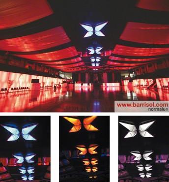 Lucrari de referinta Proiecte realizate cu Barrisol Lumiere Color BARRISOL - Poza 10