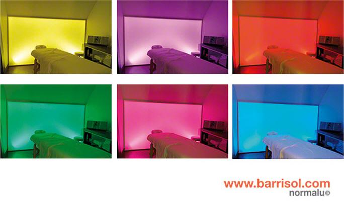 Proiecte realizate cu Barrisol Wall BARRISOL - Poza 4