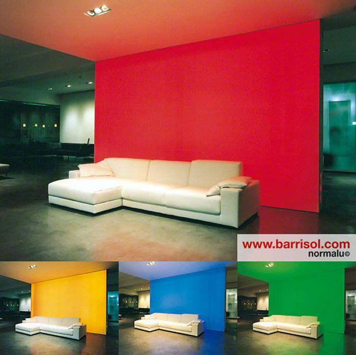 Proiecte realizate cu Barrisol Wall BARRISOL - Poza 6