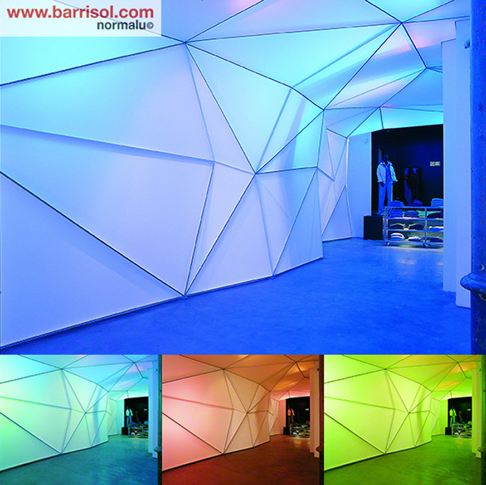 Proiecte realizate cu Barrisol Wall BARRISOL - Poza 8