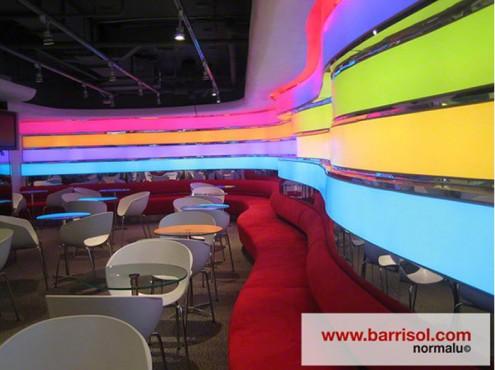 Lucrari de referinta Proiecte realizate cu Barrisol Wall BARRISOL - Poza 9