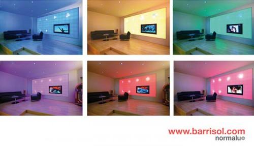 Lucrari de referinta Proiecte realizate cu Barrisol Wall BARRISOL - Poza 11