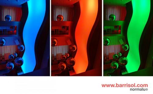 Proiecte realizate cu Barrisol Wall BARRISOL - Poza 13