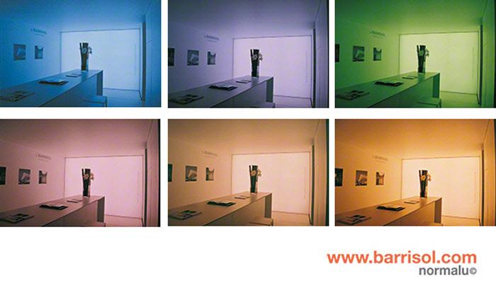 Proiecte realizate cu Barrisol Wall BARRISOL - Poza 18