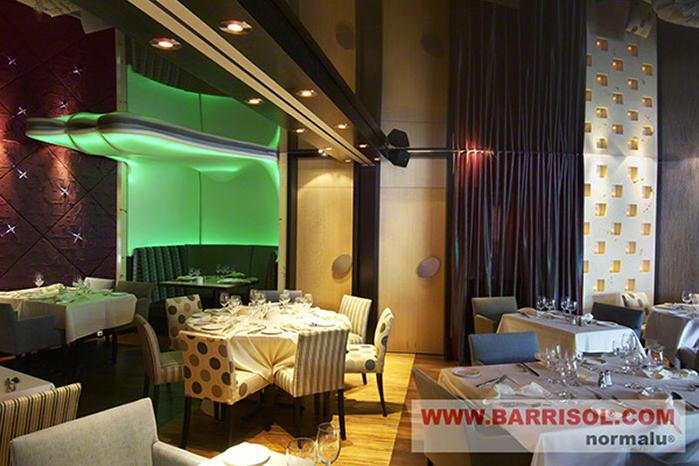 Proiecte realizate cu Barrisol Wall BARRISOL - Poza 19