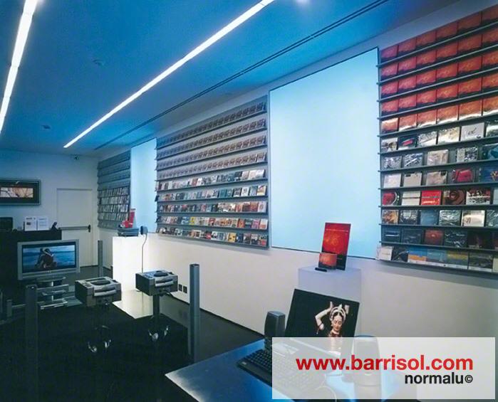 Proiecte realizate cu Barrisol Wall BARRISOL - Poza 26