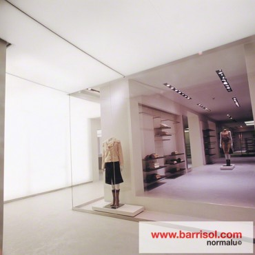 Lucrari de referinta Proiecte realizate cu Barrisol Wall BARRISOL - Poza 27