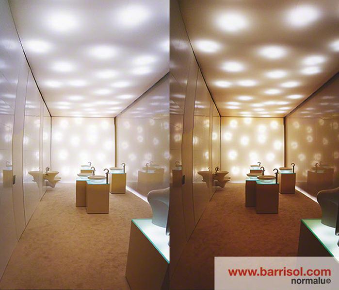 Proiecte realizate cu Barrisol Wall BARRISOL - Poza 28