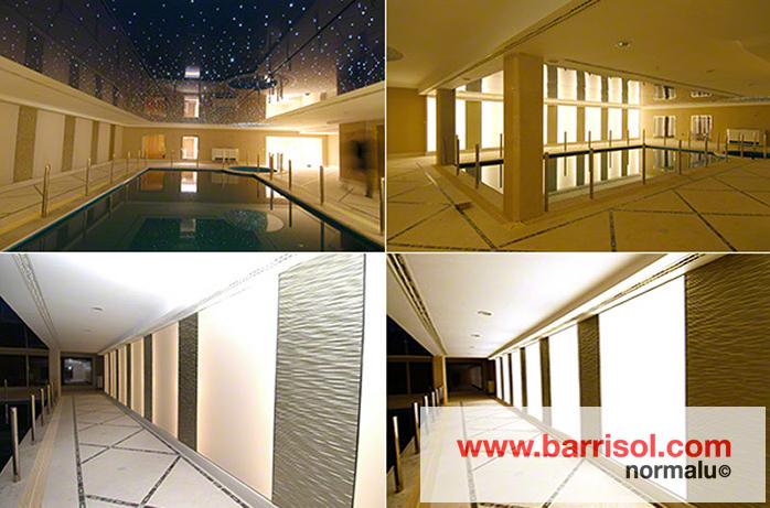 Proiecte realizate cu Barrisol Wall BARRISOL - Poza 31