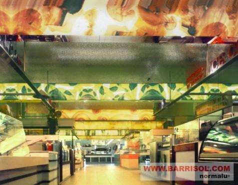 Lucrari de referinta Proiecte realizate cu Barrisol Print your mind BARRISOL - Poza 11