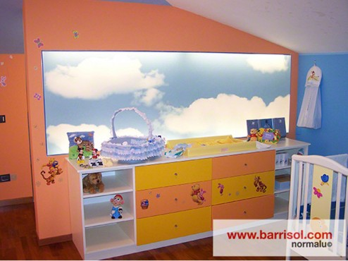 Lucrari de referinta Proiecte realizate cu Barrisol Print your mind BARRISOL - Poza 14