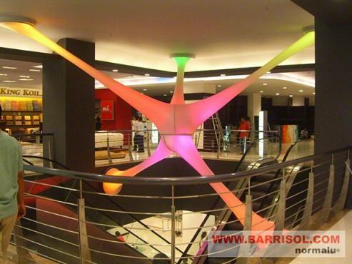 Lucrari de referinta Proiecte realizate cu Barrisol 3D BARRISOL - Poza 1
