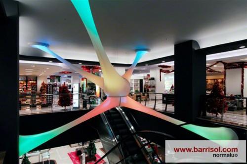 Lucrari de referinta Proiecte realizate cu Barrisol 3D BARRISOL - Poza 2