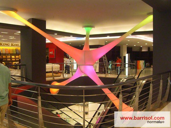 Proiecte realizate cu Barrisol 3D BARRISOL - Poza 3