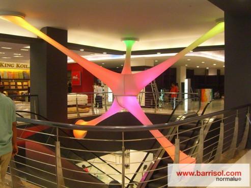 Lucrari de referinta Proiecte realizate cu Barrisol 3D BARRISOL - Poza 3