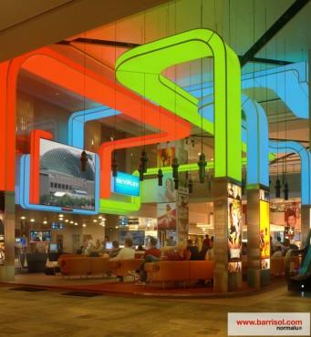 Proiecte realizate cu Barrisol 3D BARRISOL - Poza 5