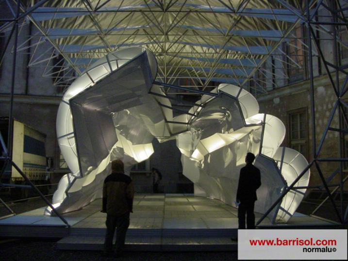 Proiecte realizate cu Barrisol 3D BARRISOL - Poza 7