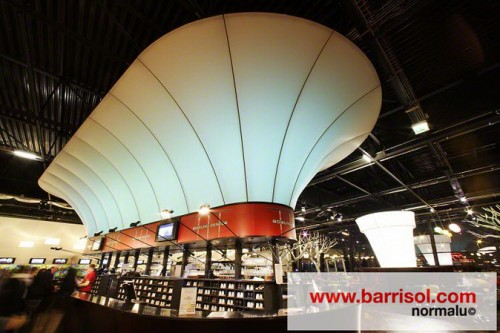 Lucrari de referinta Proiecte realizate cu Barrisol 3D BARRISOL - Poza 16