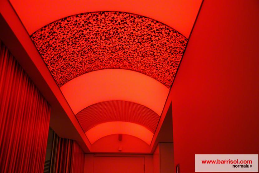 Proiecte realizate cu Barrisol Creadesign BARRISOL - Poza 3