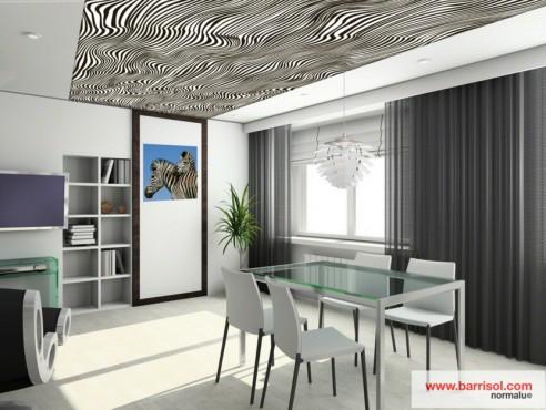 Lucrari de referinta Proiecte realizate cu Barrisol Creadesign BARRISOL - Poza 6