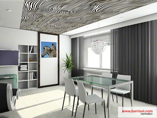 Proiecte realizate cu Barrisol Creadesign BARRISOL - Poza 1