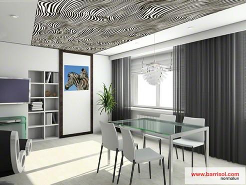 Lucrari de referinta Proiecte realizate cu Barrisol Creadesign BARRISOL - Poza 1