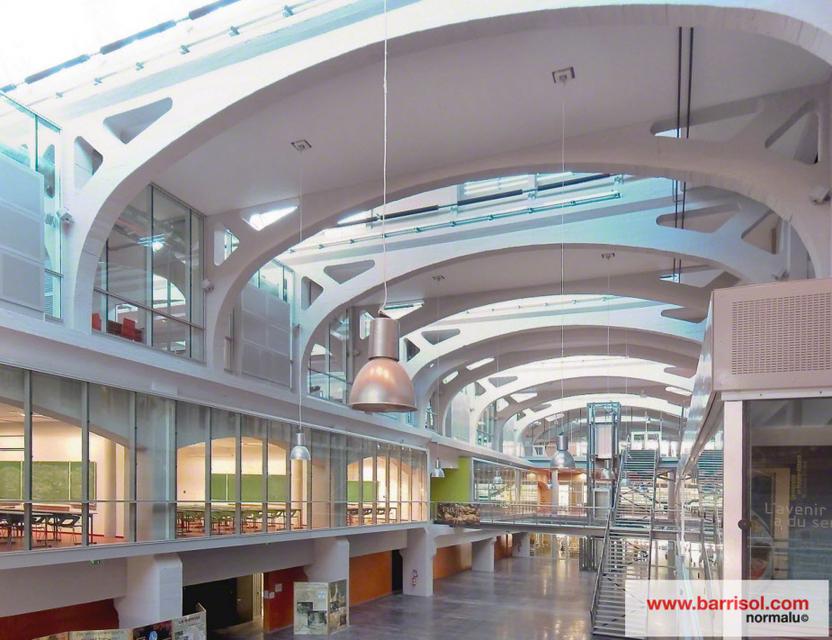 Proiecte realizate  cu Barrisol Acustic BARRISOL - Poza 3