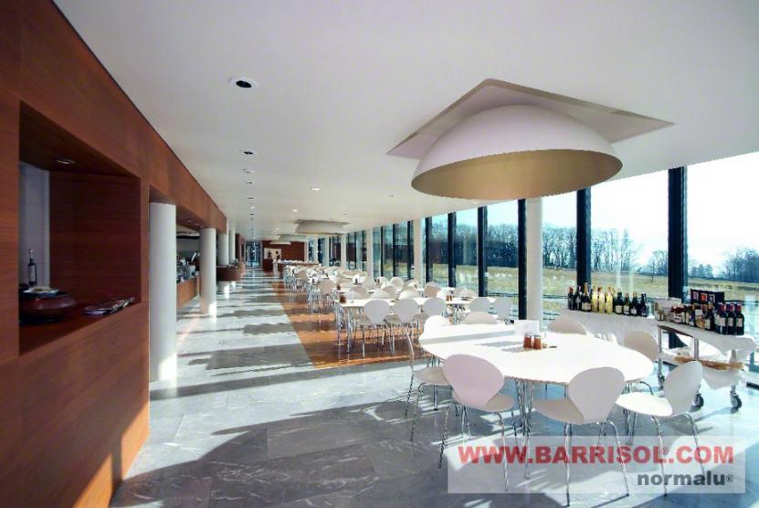 Proiecte realizate  cu Barrisol Acustic BARRISOL - Poza 12