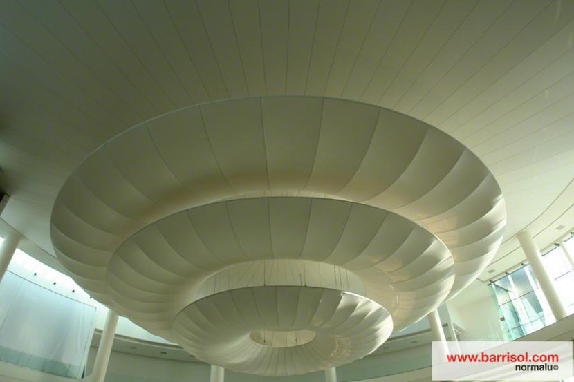 Proiecte realizate  cu Barrisol Acustic BARRISOL - Poza 14
