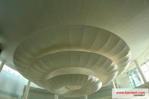 Lucrari de referinta Proiecte realizate  cu Barrisol Acustic BARRISOL - Poza 14